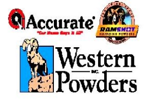 AccurateWestPowders