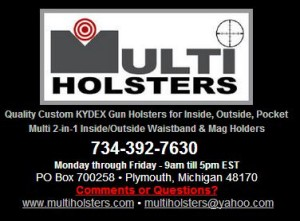 MultiHolsters